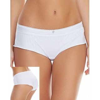 Mode White Culotte / String / Shorty